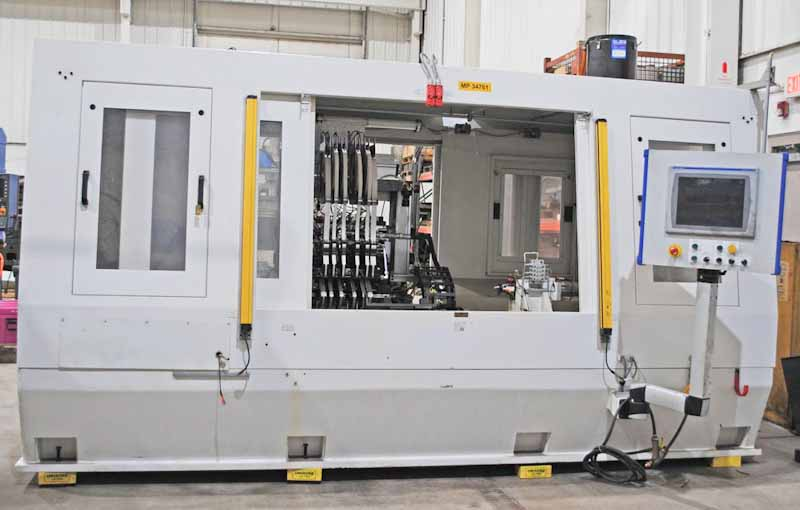 Nagel Model TF4-20 CNC Flexible Camshaft Lapping/Super Finishing Machine