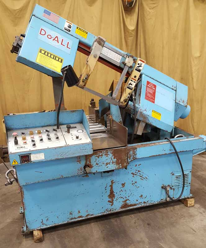 "12"" x 12"" DoAll Model C305A Automatic Horizontal Saw"