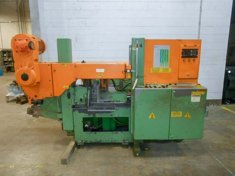 "14"" x 14"" Kasto HBA360AU Automatic Dual Column Horizontal Band Saw"