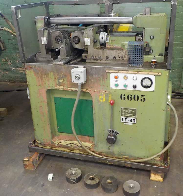 Lian Feng Sheng LF40 Thread Rolling Machine