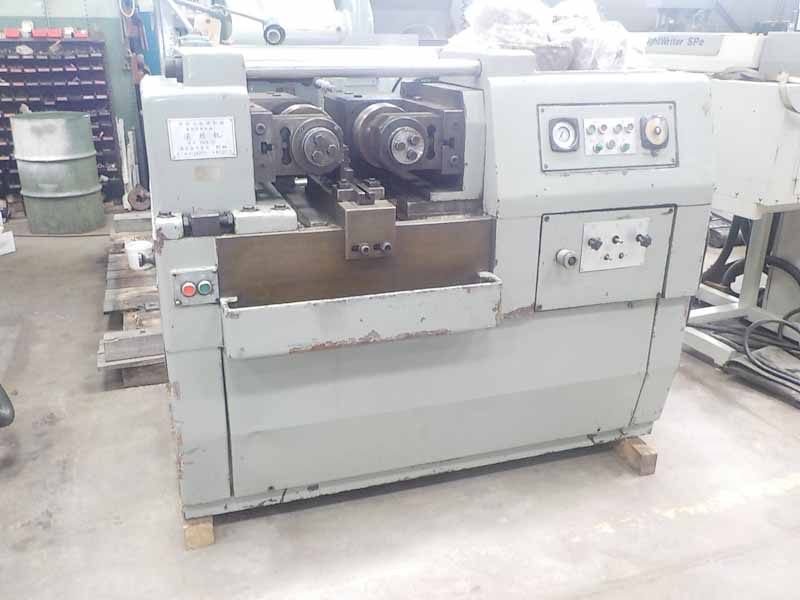 "5"" Runfine Model ZA28-20 Two-Die Thread Rolling Machine"