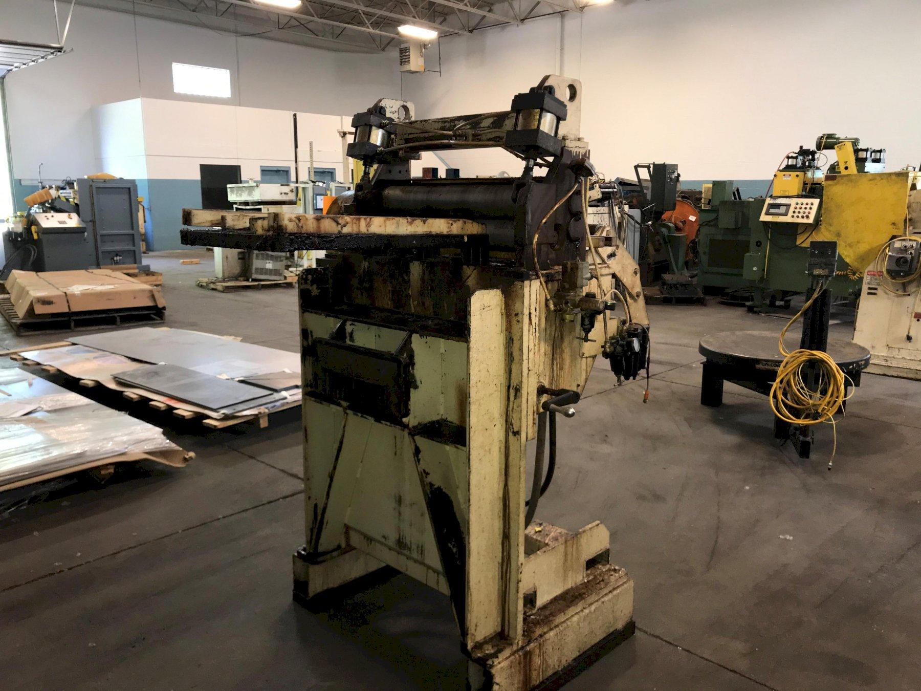 Mecon Servo Roll Feed Press Feed 24