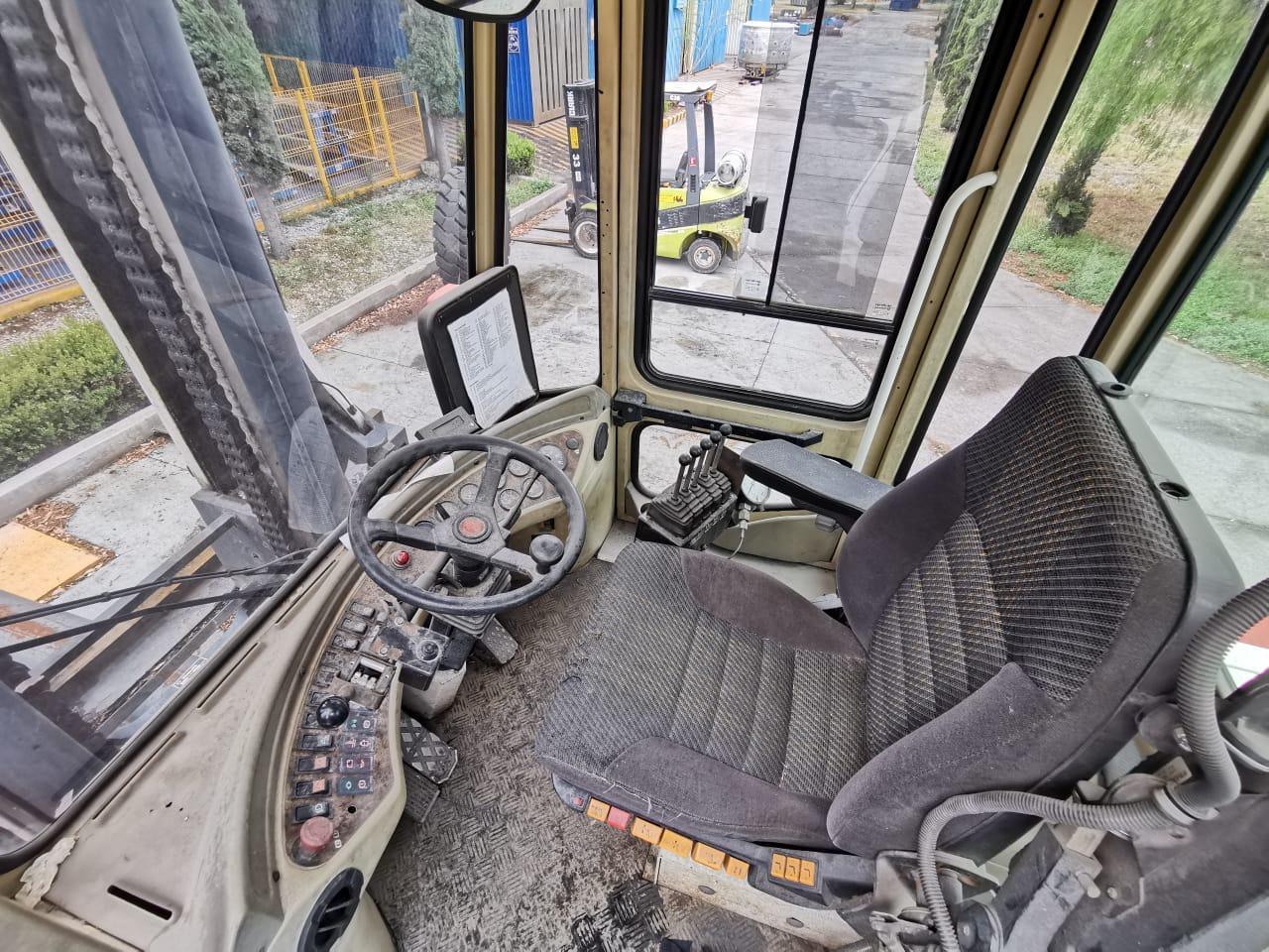 22 Ton Svetruck Fork Lift / Coil Lift  Truck - Year 2000