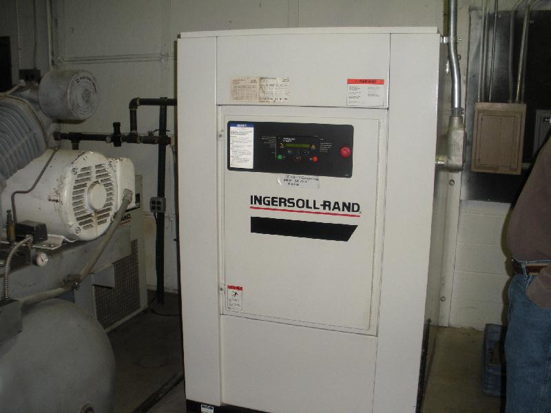 Ingersoll Rand Model SSR-EP50SE Air Compressor