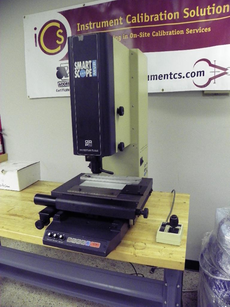 OGP Smartscope MVP200 Video Measuring Machine, S/N MVP2001095, New 1997.