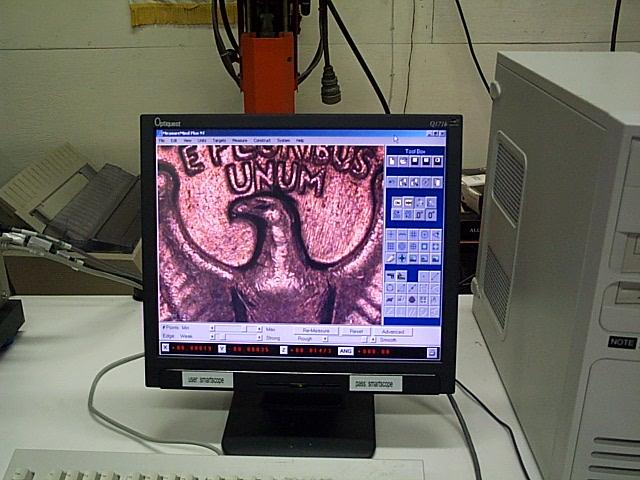 OGP Smartscope MVP200 Video Measuring Machine, S/N MVP2001095, New 1997.