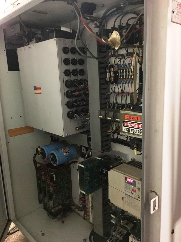 Milltronics Model VM16 CNC Vertical Machining Center, S/N 4278, New 1997.