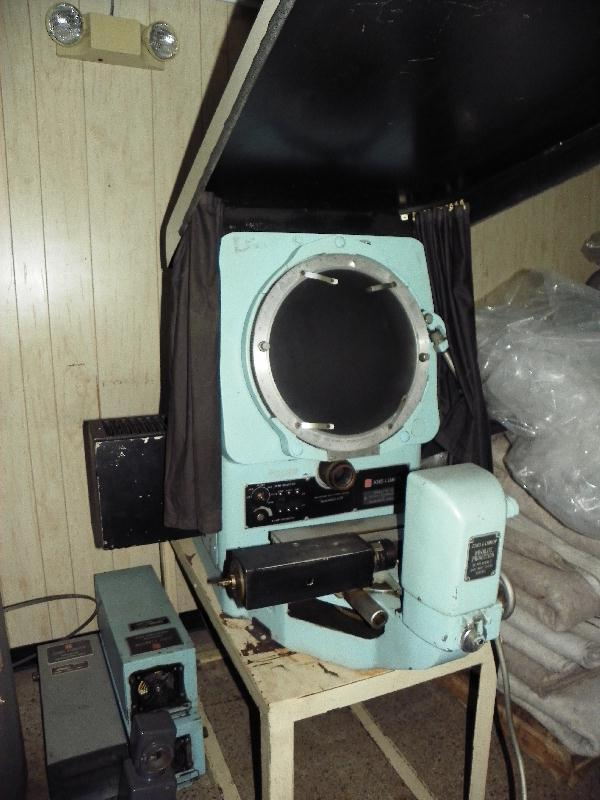 "14"" JONES & LAMSON TC14 Optical Comparator, S/N C520626, New Approx 1981. Availability Pending."