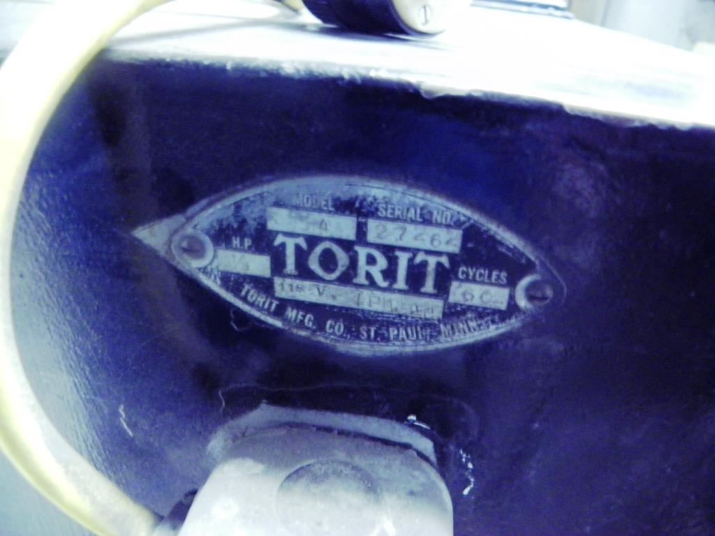 Torit Model 54 Dust Collector, S/N 27262
