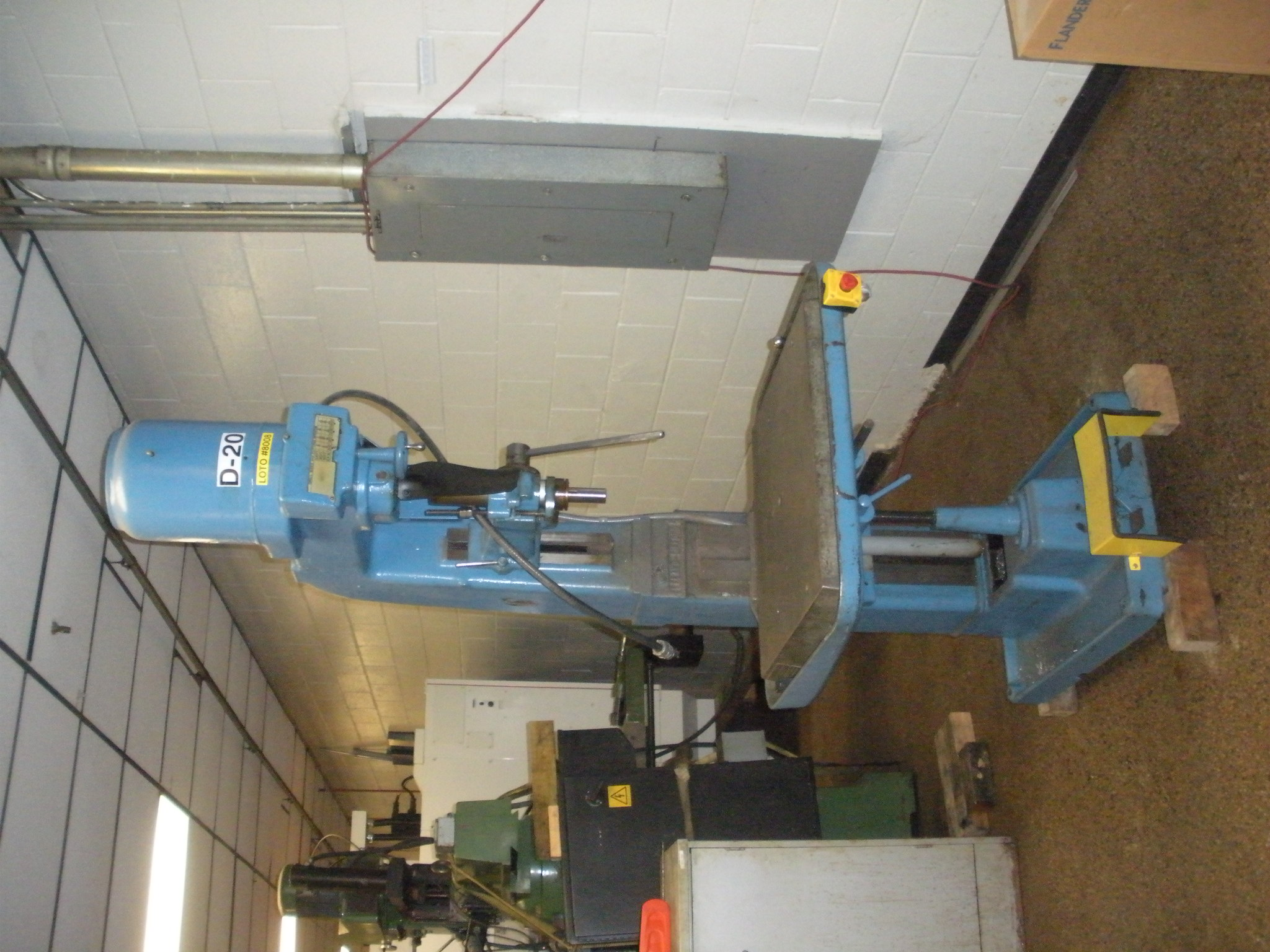 Leland-Gifford Single Spindle Drill Press