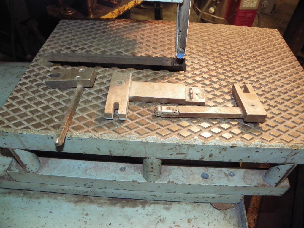 KAR-RY Model 3 Belt Sander / Grinder