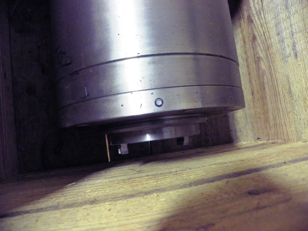 DIEBOLD 12K 12,000 RPM Spindle CAT CT 45 Taper MSG 230.12-15.AK