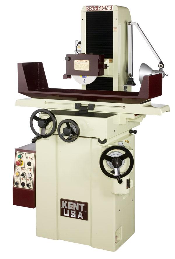 Kent USA SGS-816MR Surface Grinder