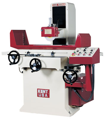 Kent USA SGS-1020AHD Surface Grinder
