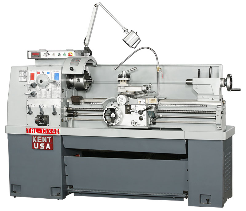 Kent USA TRL-1340 Engine Lathe