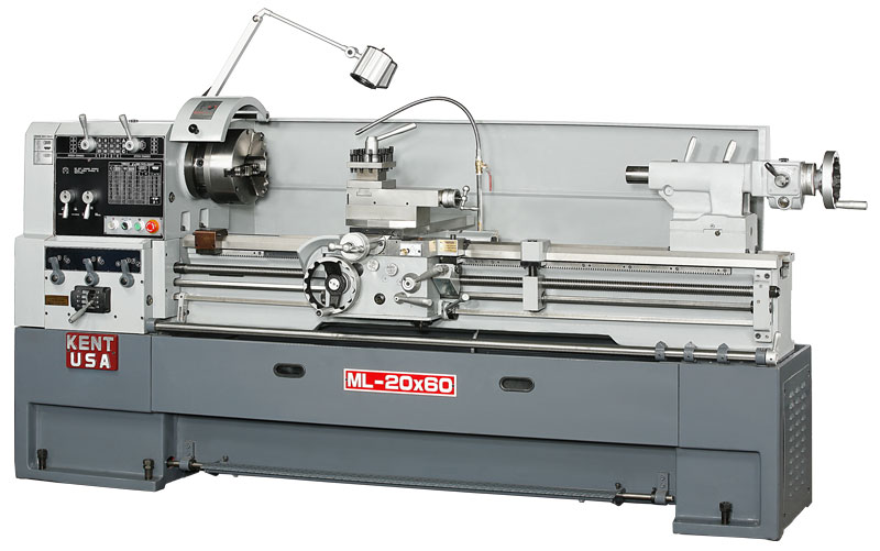 Kent USA ML-2060 Engine Lathe