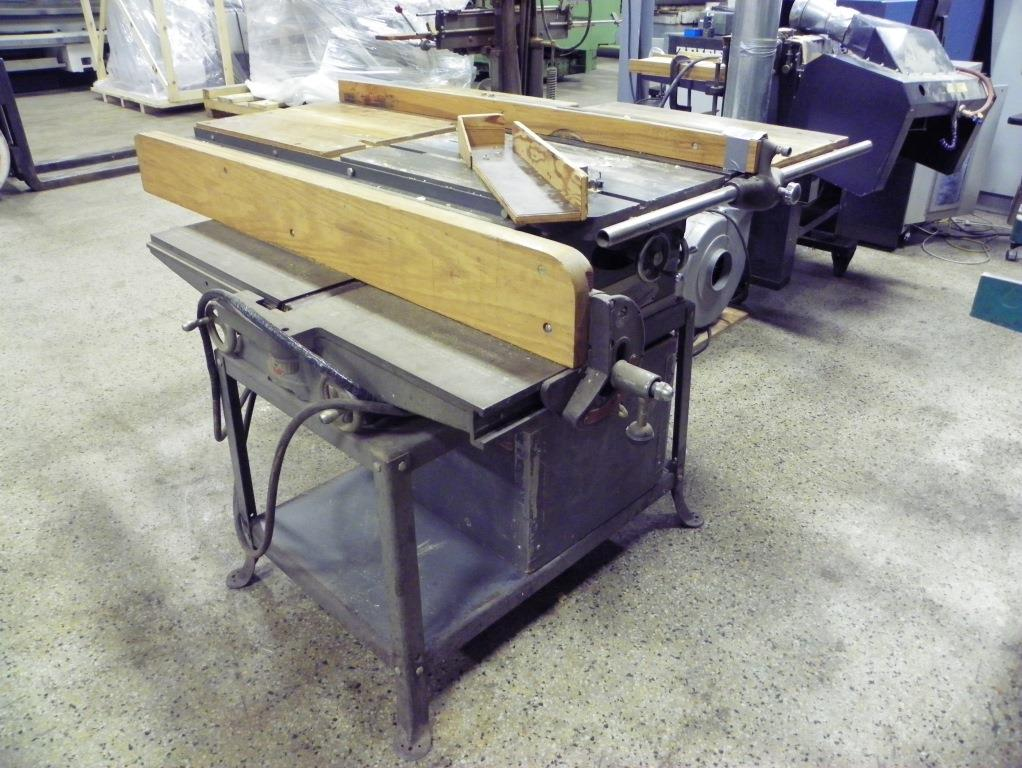 "Delta-Rockwell 10"" Table Saw , S/N CB3735,CB5802."