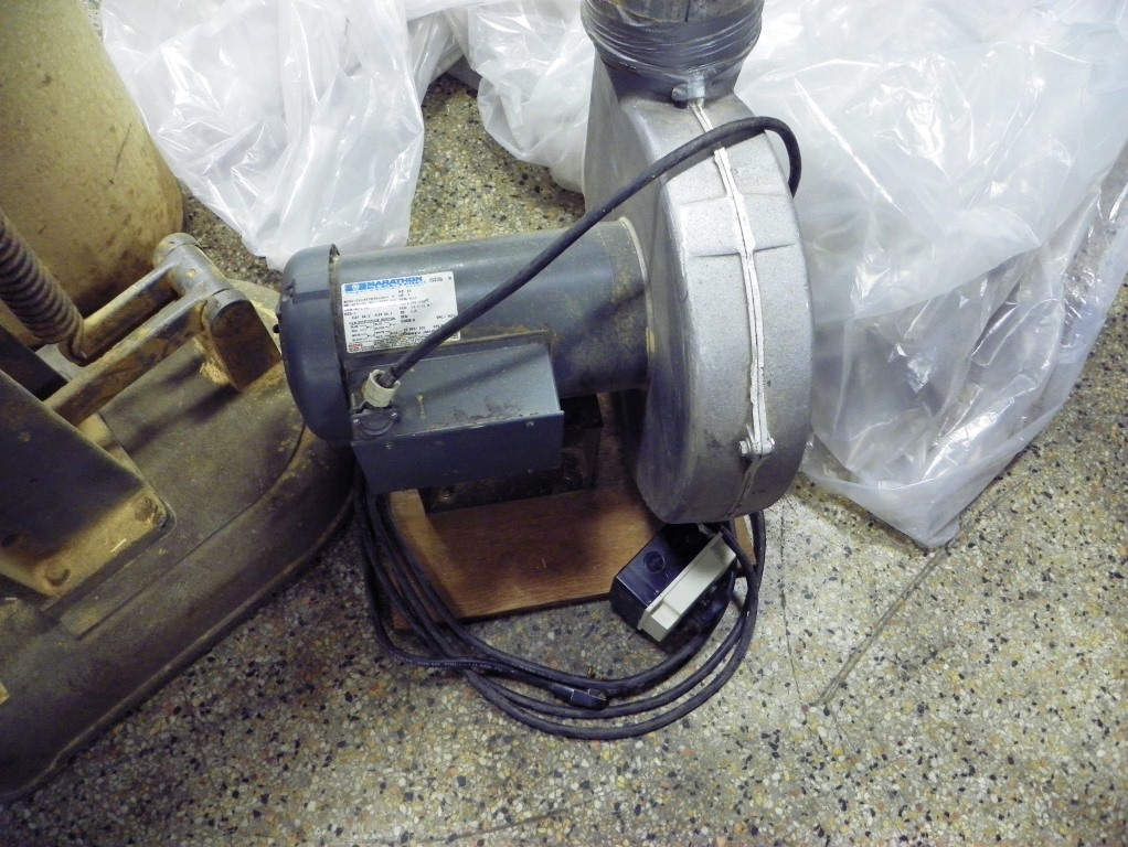 Woodmaster Dust Collector
