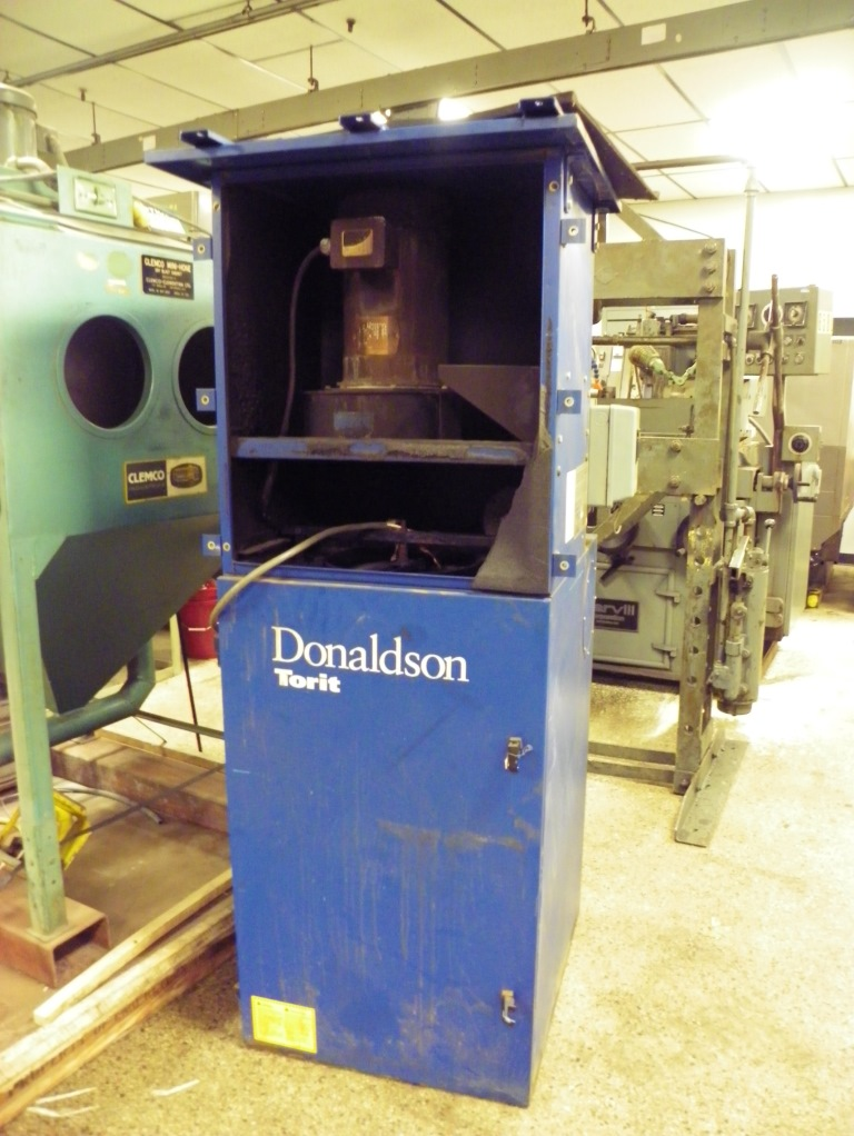 Donaldson Torit Dust Collector