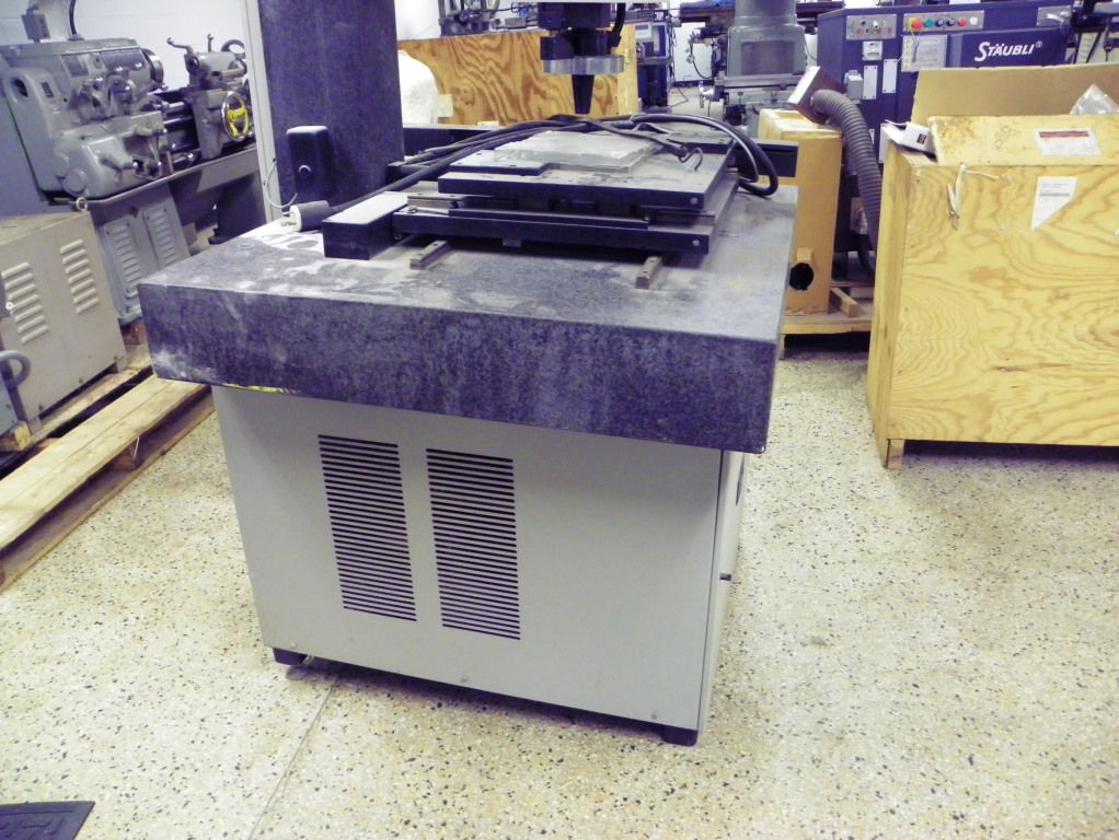 VIEW ENGINEERING Bazic 12 Video Measuring Machine, Inspection #29218, New 1992.