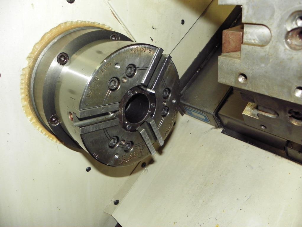MITSUBISHI Model M-TC8B CNC Turning Center, S/N T08B116 , New 1997.