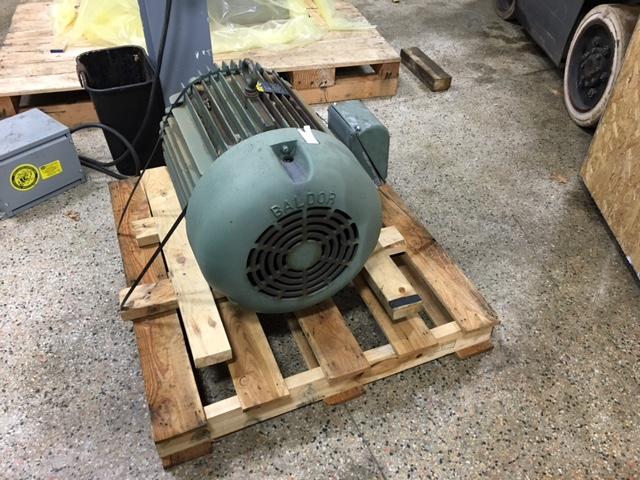 Baldor 75HP Motor; 1,775 RPM, 230/460v, Spec # 14CO51X385H1