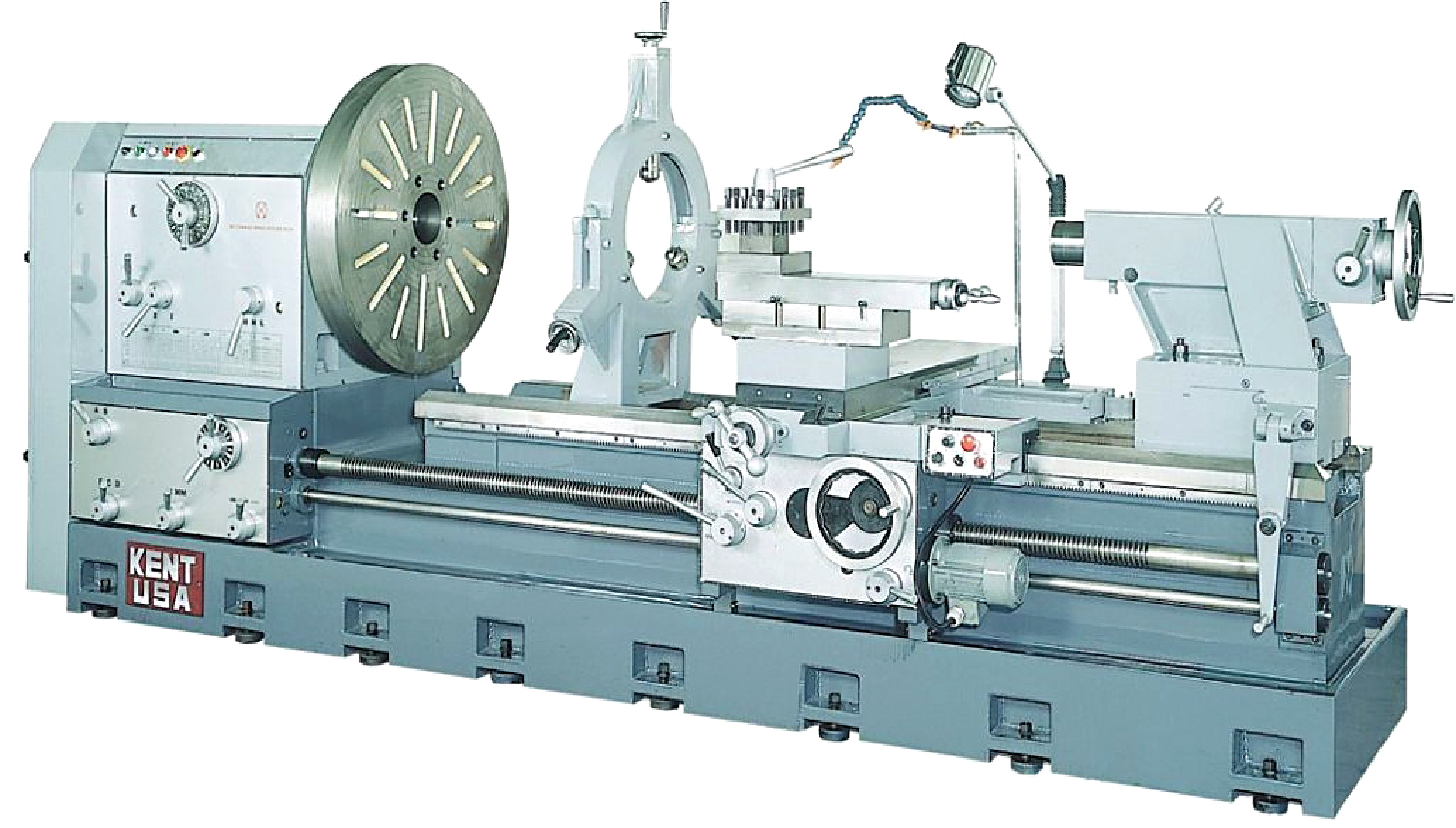 NEW Kent USA HL-44 Series Precision Lathe