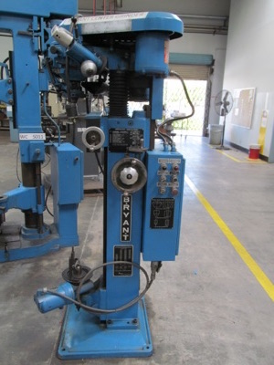 Bryant Precision Center Hole Grinding Machine, S/N C14170, New approx 1970.