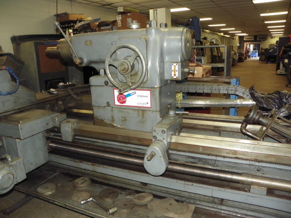 "American CNC  Engine Lathe 48"" Swing x 116"" Centers"