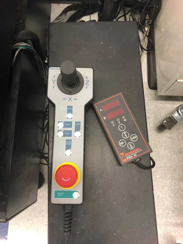 Brown & Sharpe B&S MicroXcel PFx 765 Coordinate Measuring Machine / CMM, S/N 0397-3215.