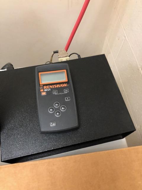 Zeiss CMM Eclipse 4084-2024 Coordinate Measuring Machine, Serial #960602878, New 1996.