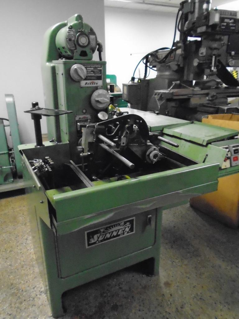 Sunnen Model MBB-1690-C Power Stroke Honing Machine, S/N 87844.