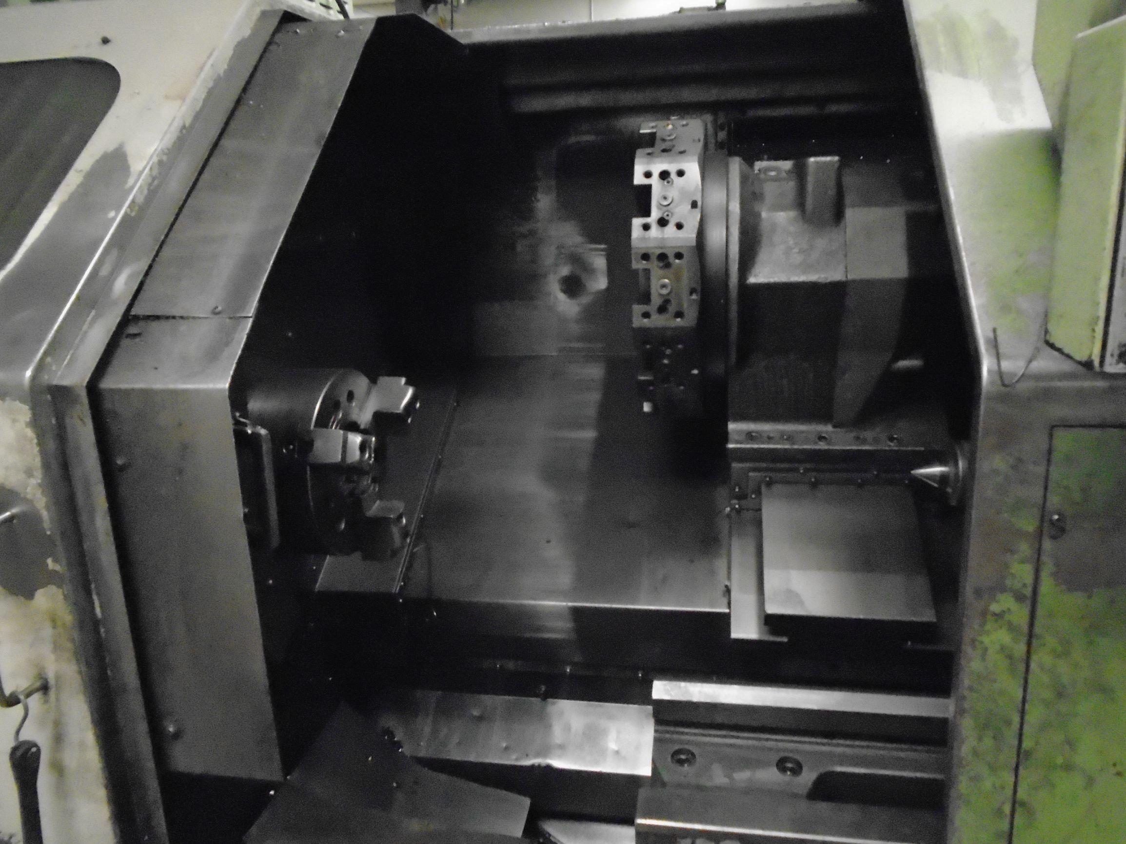 Okuma LB25 Turning Center, S/N 0089, New Approx 1990.