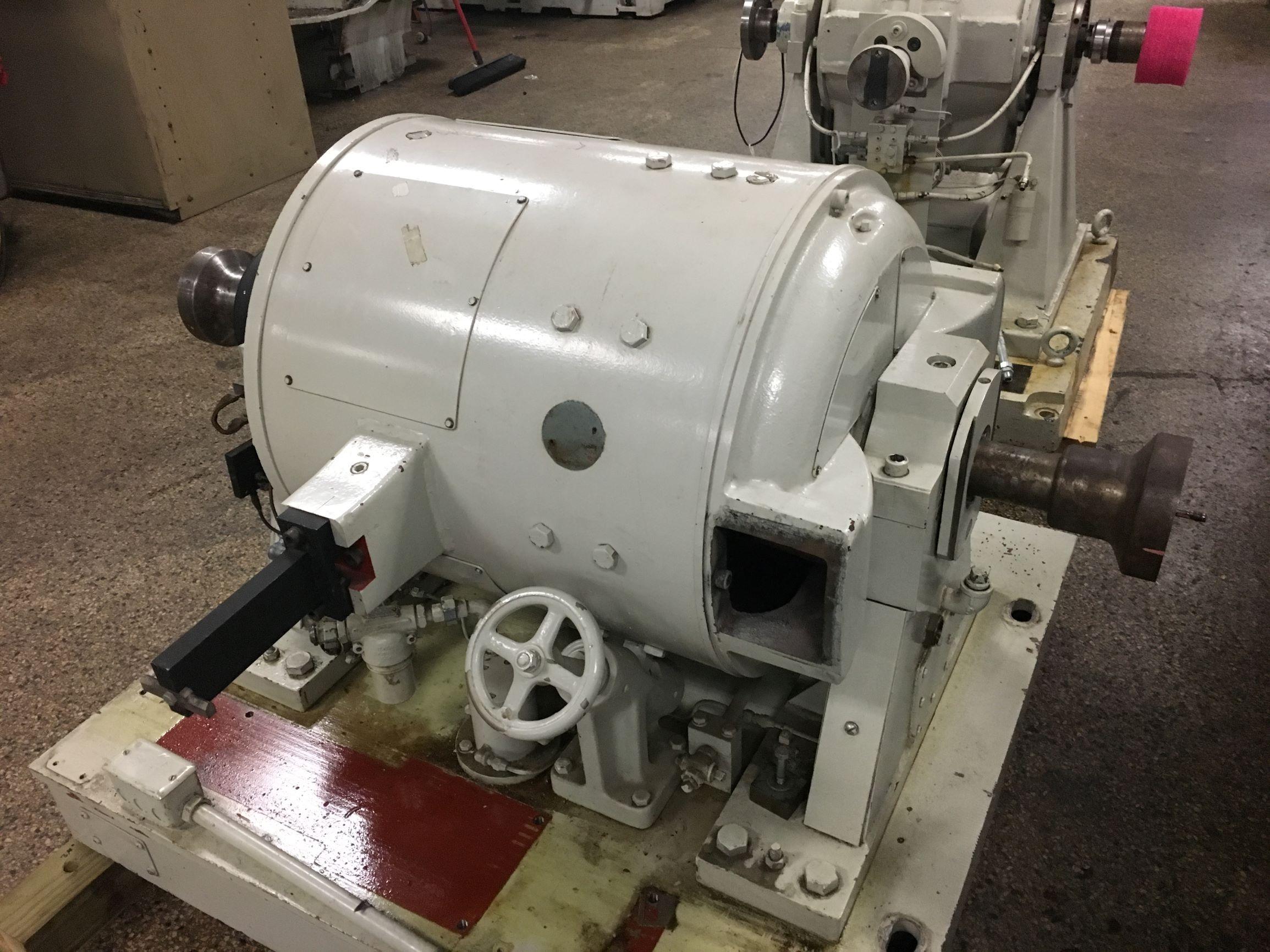 Eaton Dynamatic Dynamometer / General Electric Dynamometer