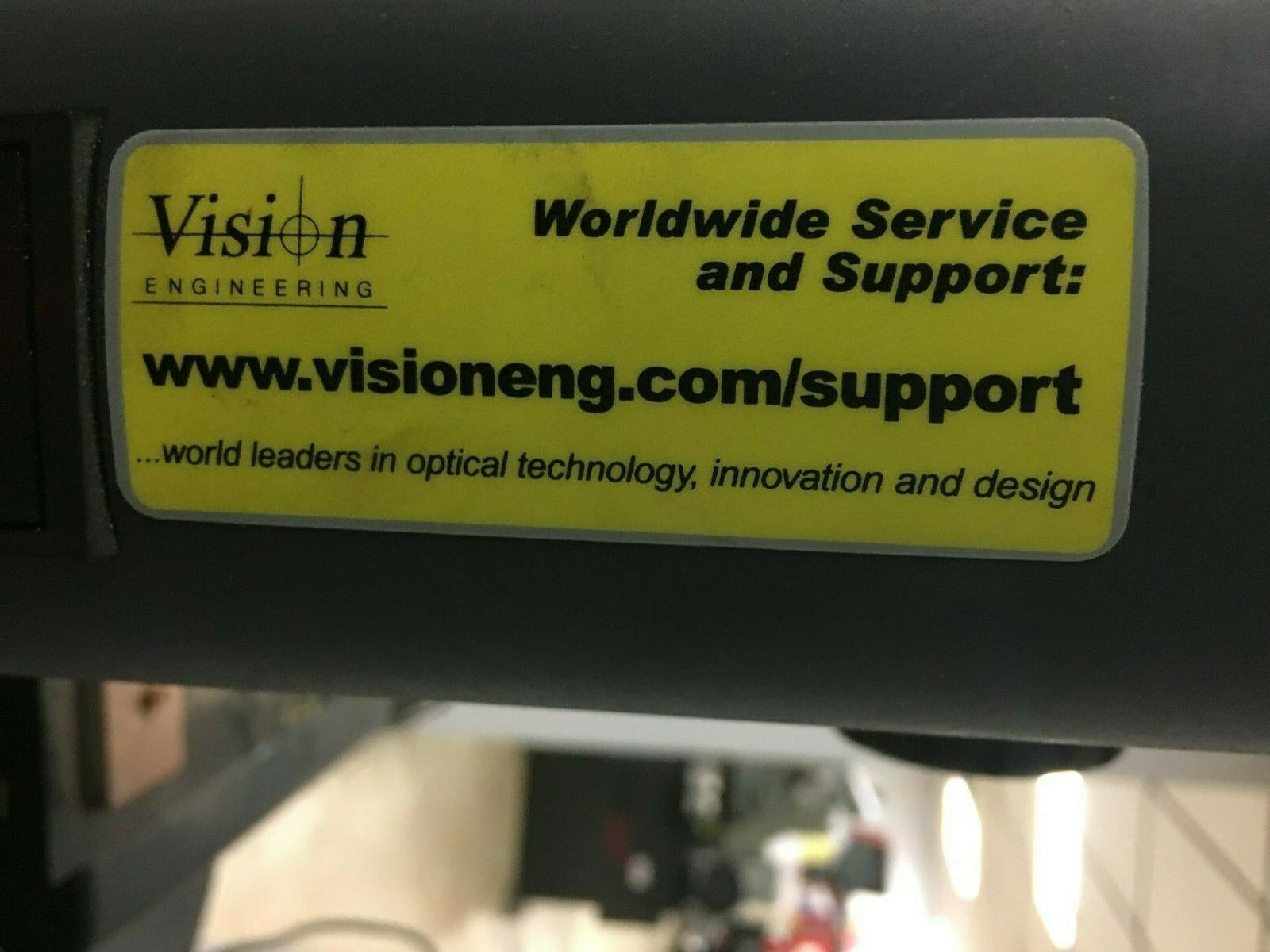 Vision Engineering Kestrel Dynascope Eyepiece-Less Measuring Microscope, S/N K11129.