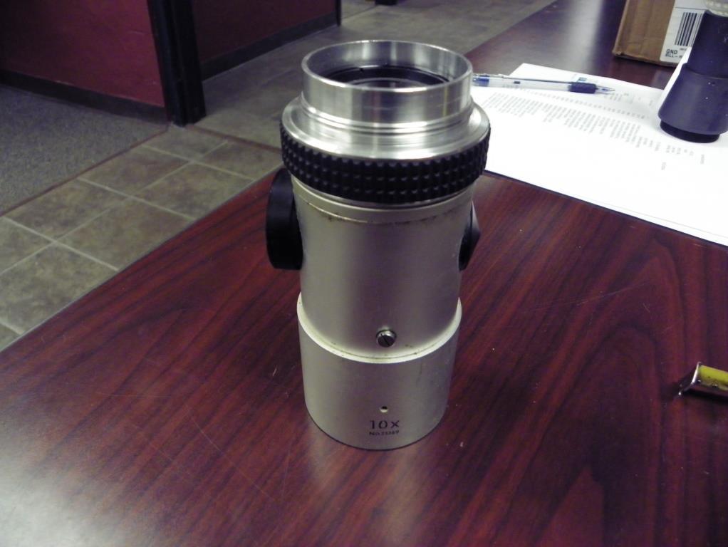 Nikon 10X Lens for V-16E Comparator