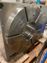 Haas HRT 450 Rotary Table