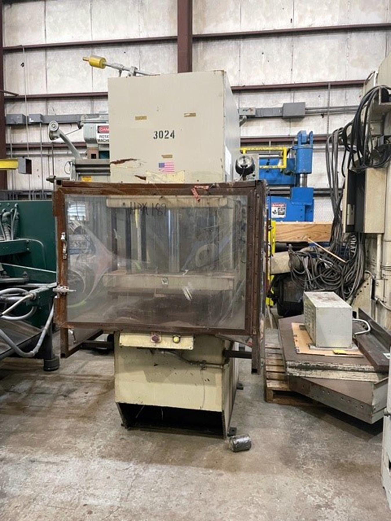 25 Ton Used Dake C Frame Hydraulic Press