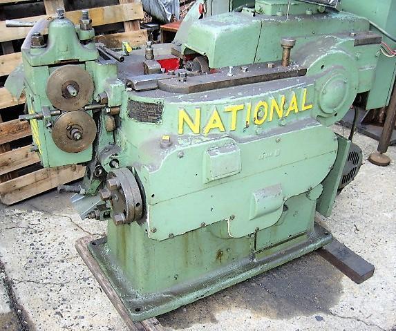 """3/16"""" National DSSD Standard Stroke Cold Header"""