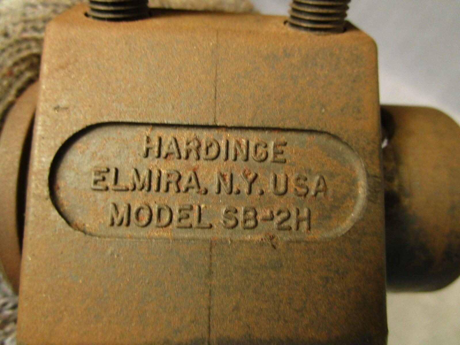 Hardinge Lathe Tool Holder Blocks (2) SB-11 & (1) SB-2H Super Slant Tool Block