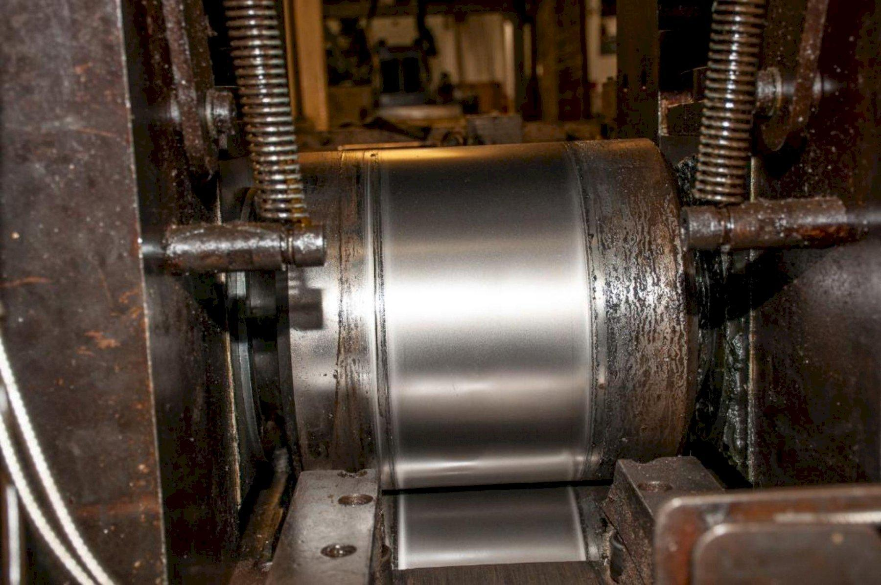 """10.5"""" I2S 2-HI ROLLING MILL / REDUCING SIZING MILL: STOCK #0951921"""