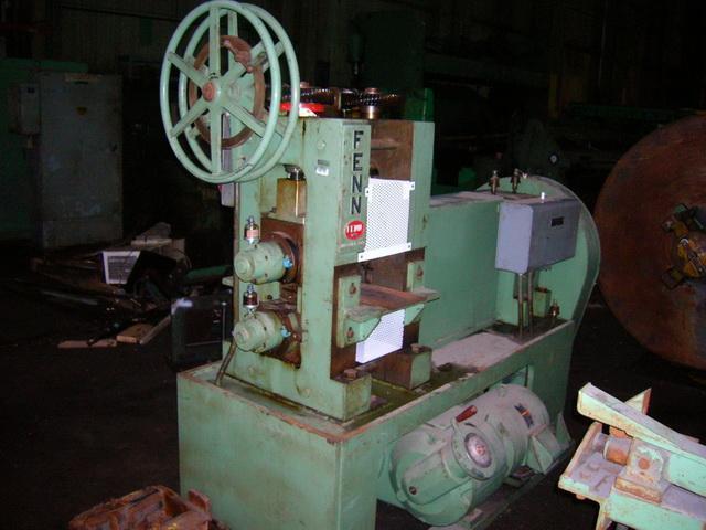 2-HI/4-HI Fenn Rolling Mill
