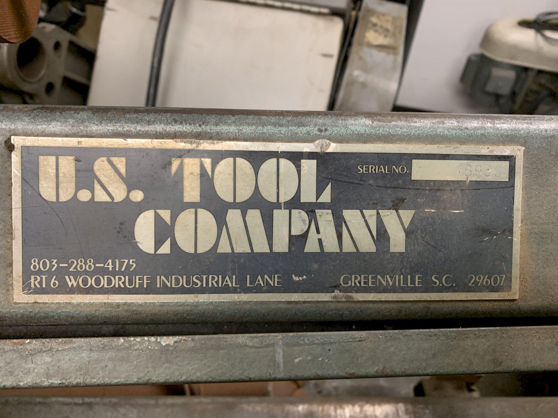 US Tool Horizontal Band Saw