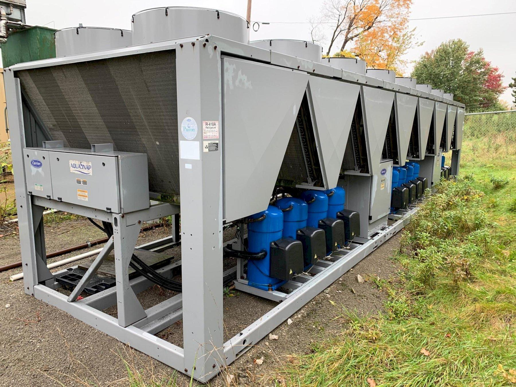 275 Ton Carrier Air Cooled Liquid Chiller