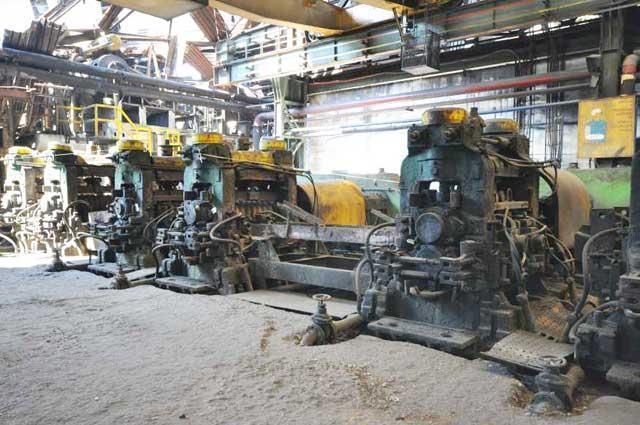 220,000 TPY WIRE AND REBAR MILL (13746)