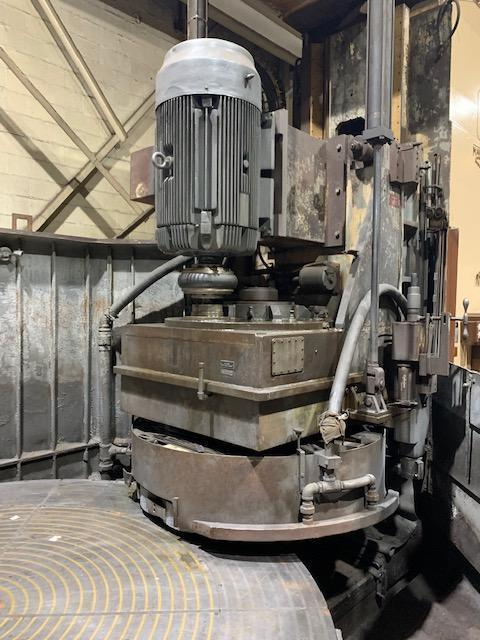 "154"" MATTISON ROTARY SURFACE GRINDER. STOCK # 0417321"