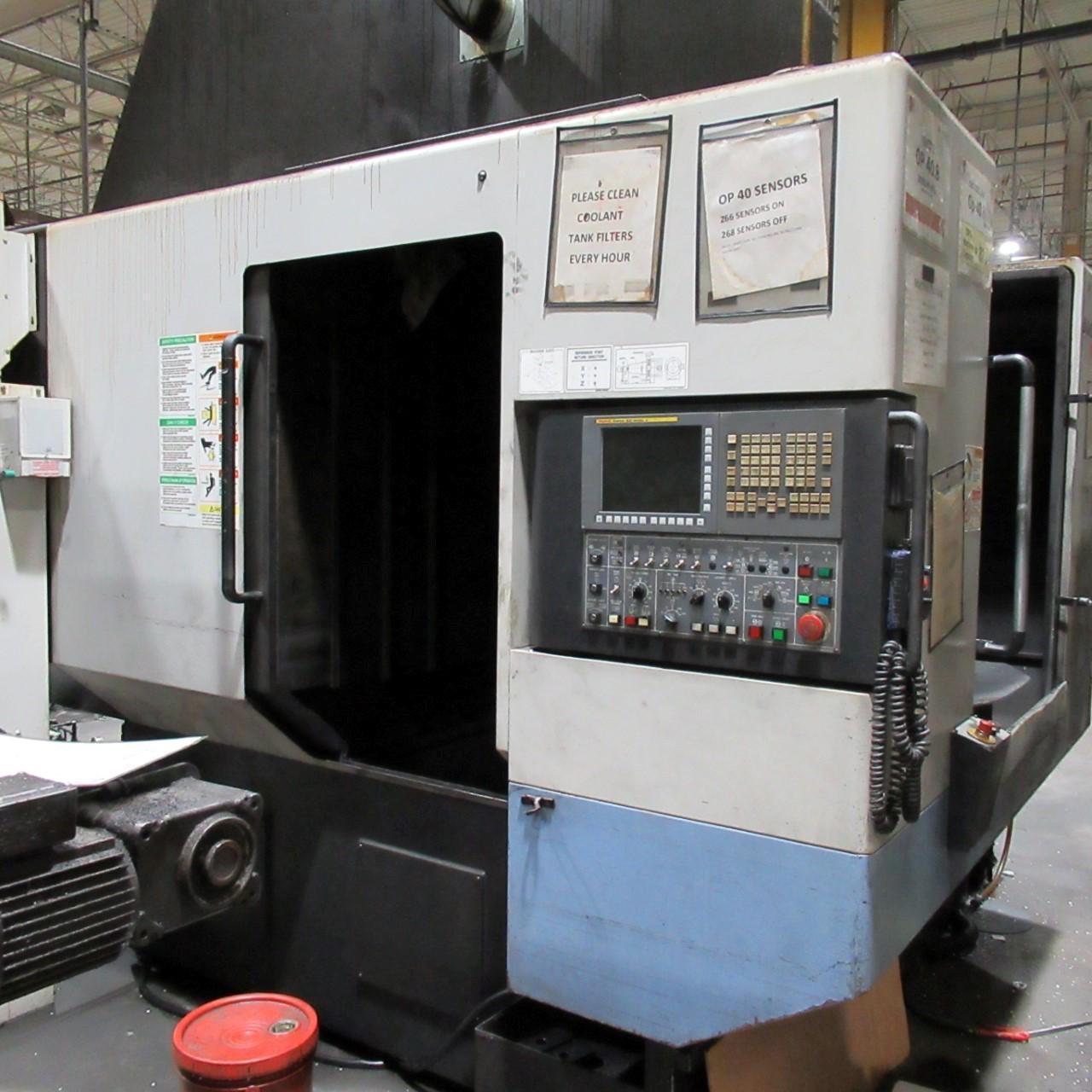 Doosan VC-500 Vertical Machining Center