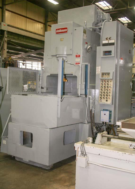 Fellows 20-4 High Production Gear Shaper
