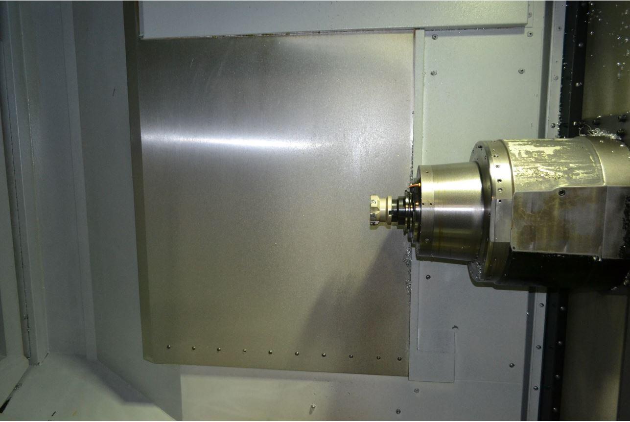 DMG Mori NHX5500 CNC Horizontal Machining Center