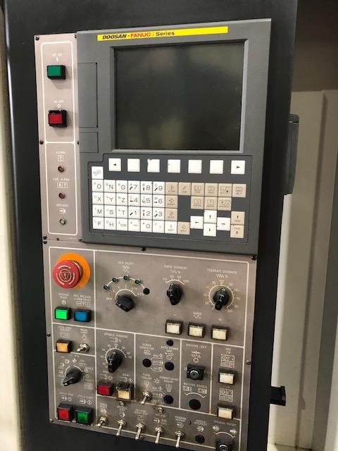 2012 DOOSAN VC-430 - Vertical Machining Center